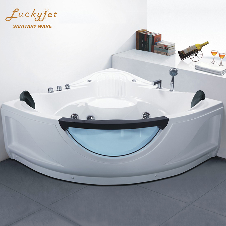 Acrylic Triangle Bathtub, Acrylic Triangle Bathtub Suppliers and ...