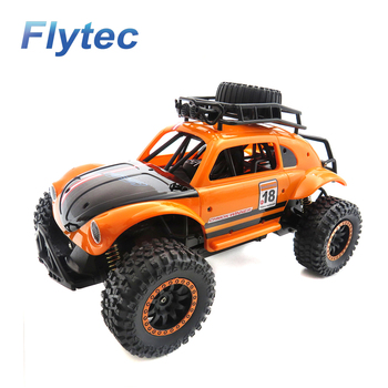 Flytec SL 145A 1/14 Scale 2.4Ghz 4WD 25km/h High Speed Off Road Vehicle Electrical Car Kids Toy car