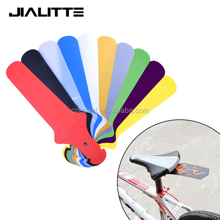 Jialitte B010 cycling Colorful Quick Release Bicycle Mudguard factory in china