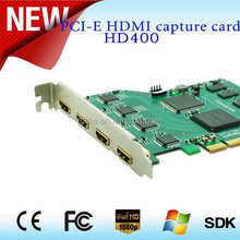 Top quality hot selling 4-channel dvr video capture pci card