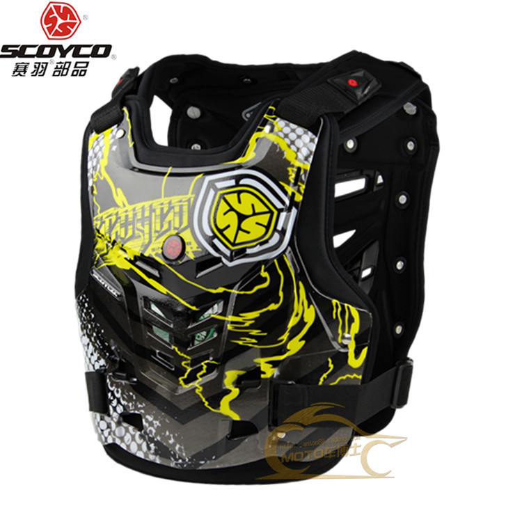 Scoyco Рыцарь Броня профессиональный мотоцикл одежда багги гоночный костюм популярные бренды броня Защитное снаряжение