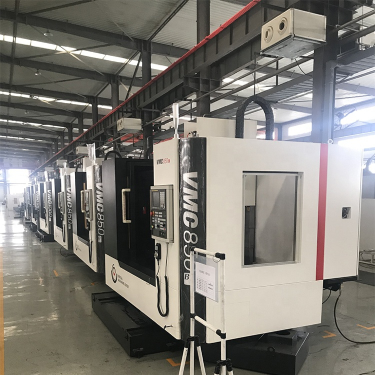 VMC1600 cnc vertical machining center 4 axis cnc milling machine 5axis cnc machinery wholesale supplier manufactures SMTCL SYMG