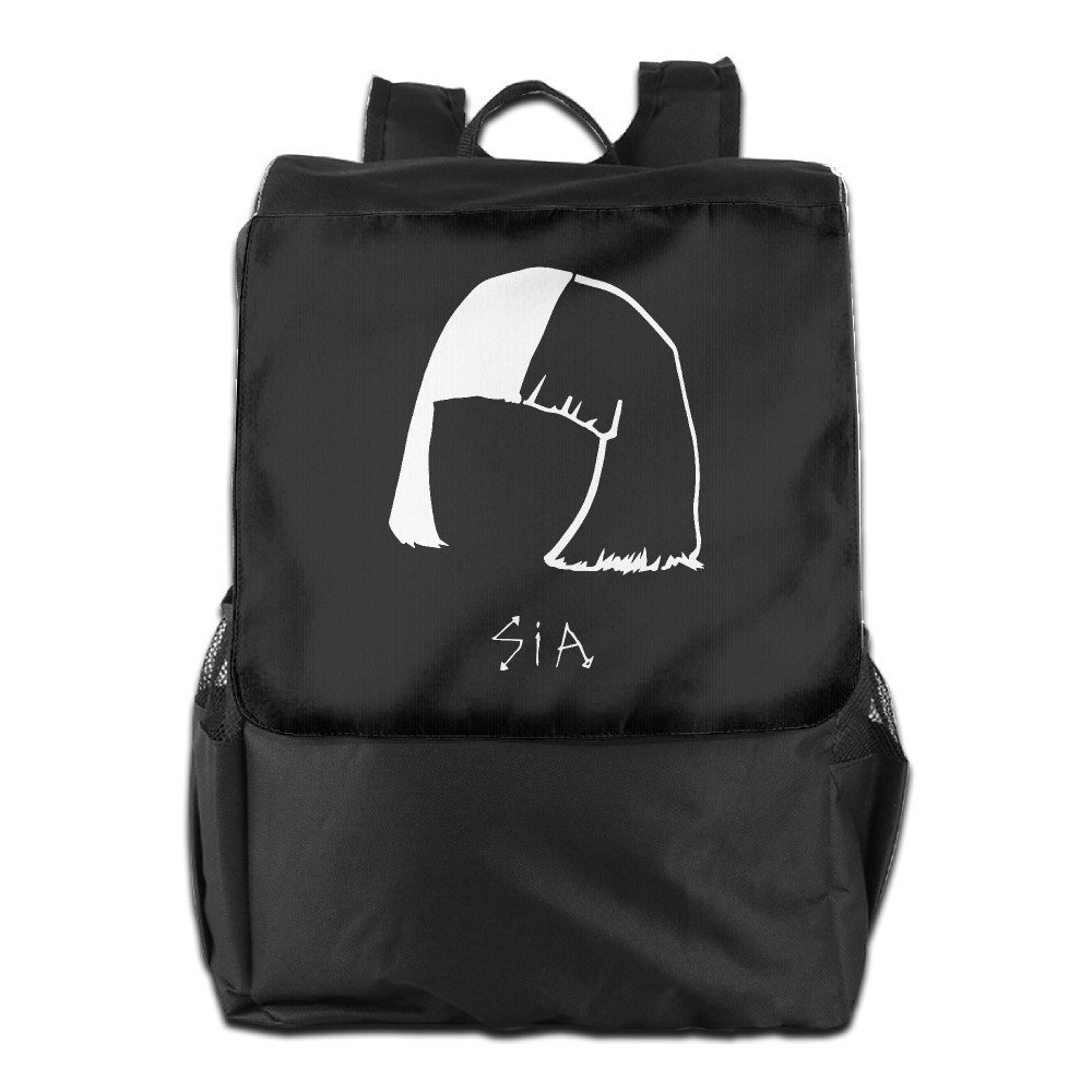 Unisex Sia Archives Cheap Thrills Travel School Backpack