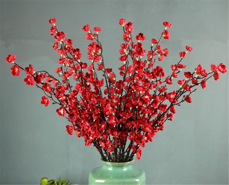 Cheap Plum Silk Flowers Find Plum Silk Flowers Deals On Line At