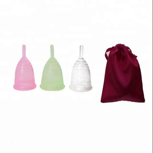 China Wholesale Menstrual Cup Collapsible Menstrual Cup