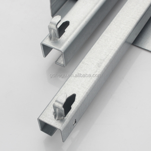 2 Fold Undermount Drawer Slide for Cabinet