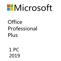 Digital Download Microsoft Office 2019 Professional Plus key code for windows