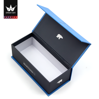 Crownwin New Design Luxury Paper Tea Cup Strong Box Vacuum Cup Paper Boxes with Brochure and 4C Printing