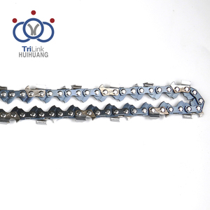 Garden tool parts saw chain full-chisel chainsaw 16 inch chain for stihl