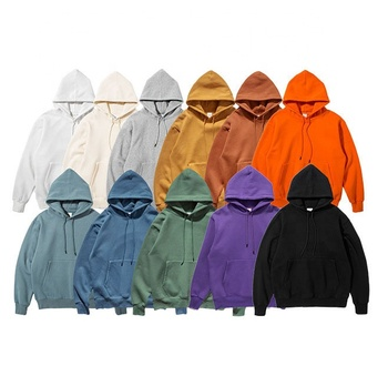 2019 Custom design your own wholesale plain men fleece hoodies