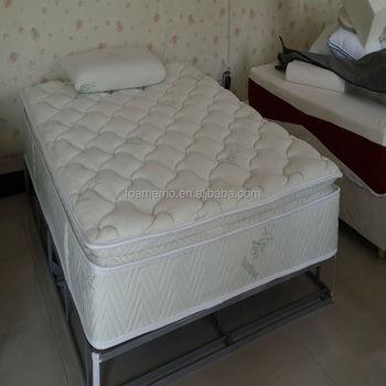 Compress Memory Foam Pillow Top Mattress Buy Compress