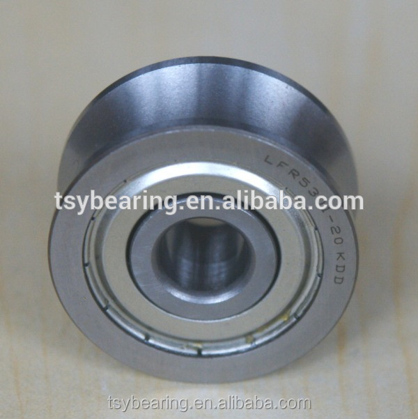 Used for roller shutter plastic v-groove bearing