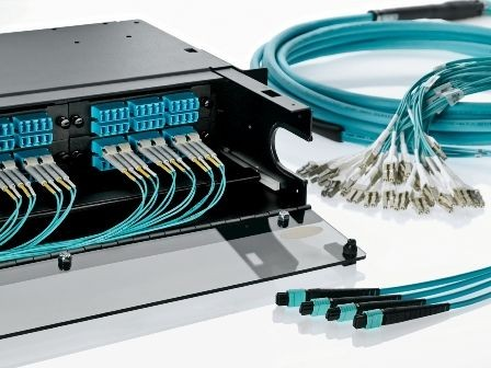12 Core 24 Core Singlemode Multimode MTP MPO-LC/SC/FC/ST5