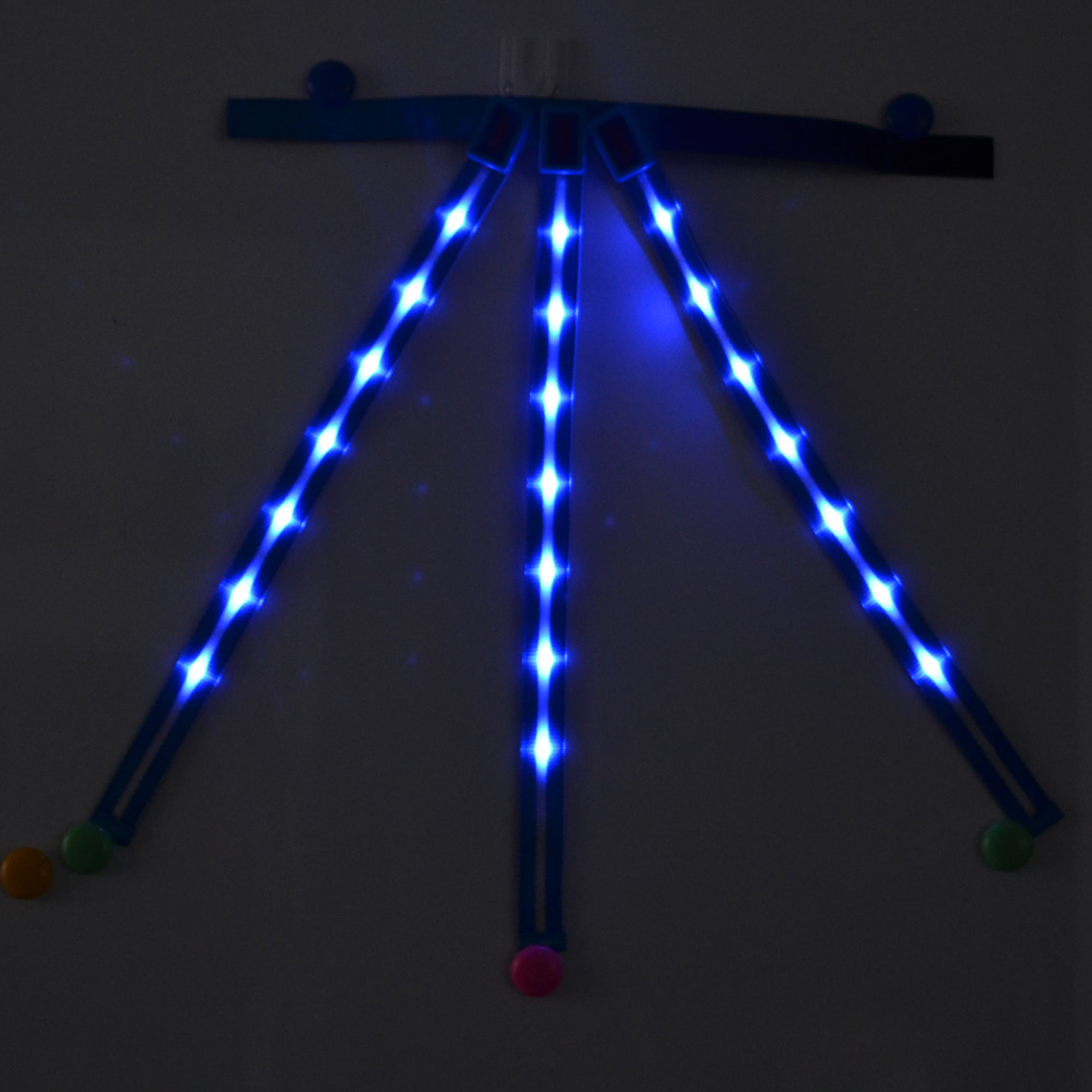 Harness For <strong>Horses</strong> Newest Bright LED Flashing <strong>Horse</strong> Tail Wrap