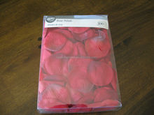 Wilton Red Rose Petals 300 Count
