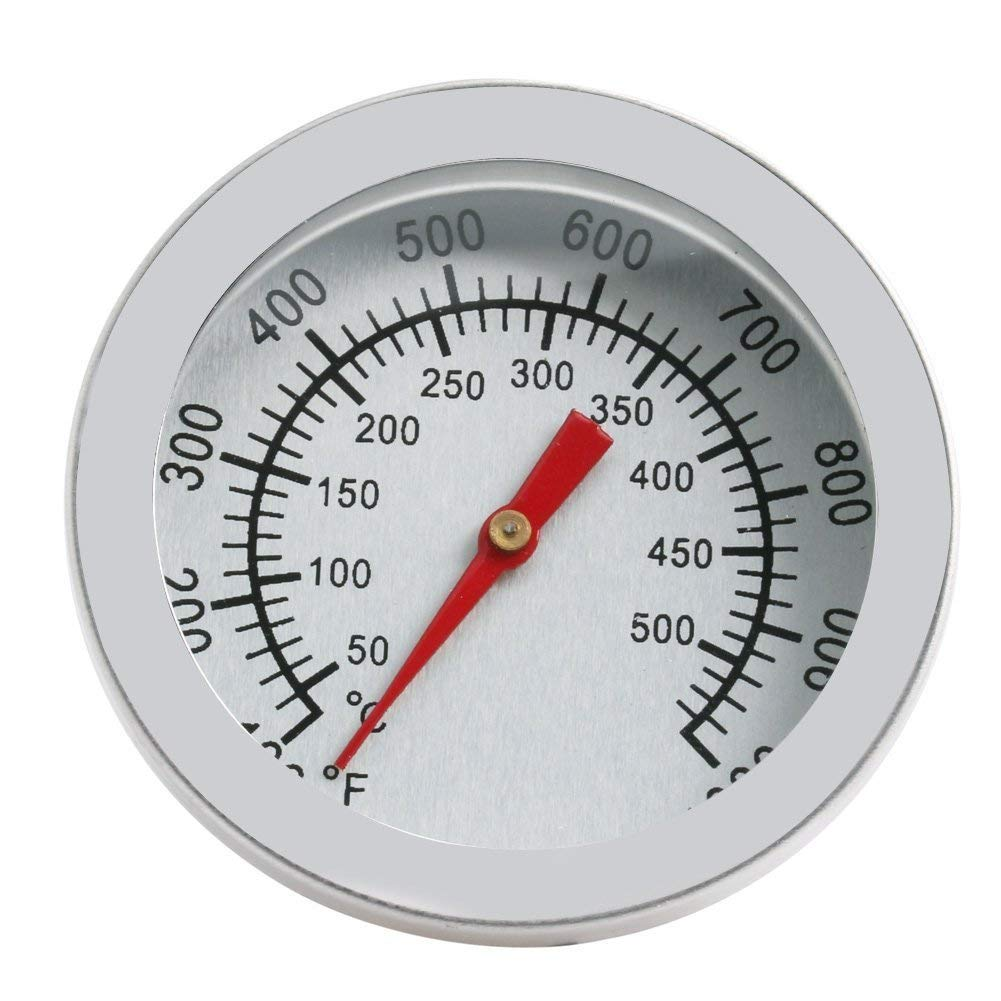 Direct supply barbecue stove stainless steel thermometer bimetallic thermom 20