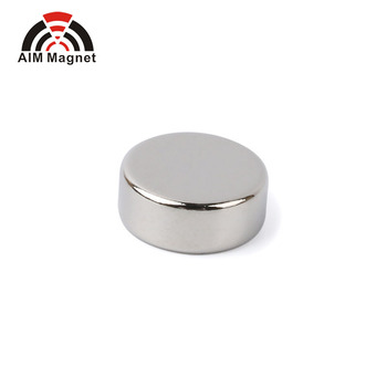 Best price neodymium permanent magnet D11 x 3mm, zinc coating ndfeb magnet n35 with magnet manufacturer