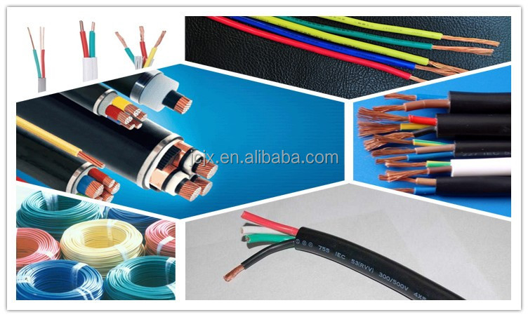 Cable Extruding Production Line,Electrical Wire &cable Making ...