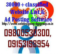 35,000 FREE CLASSIFIED WEBSITE LIST FOR AD POSTING, Free Classified Website List For AD Posting, http://www.dgpgroup.info