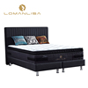 Custom alibaba high quality 25d 10 inch thick roll able dream memory foam mattress