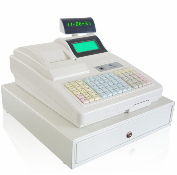 Longfly big electronic cash register LF500 cheap price