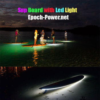 Light Up Your Sup Paddle Board With Led Lights Led Light