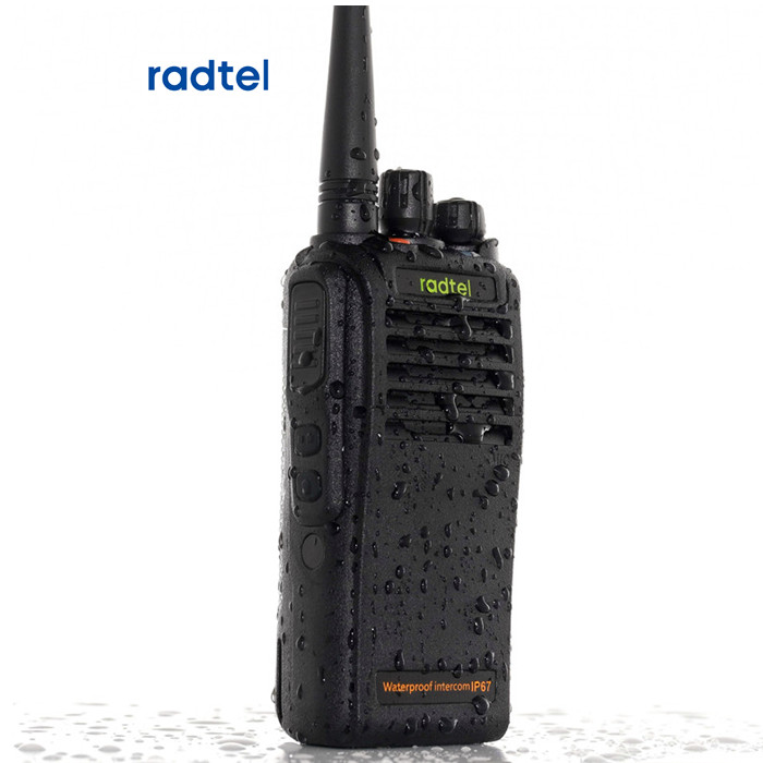 Radtel RT-67 UHF 400-470mHZ Professional IP67 Waterproof 2 Way Radio фото