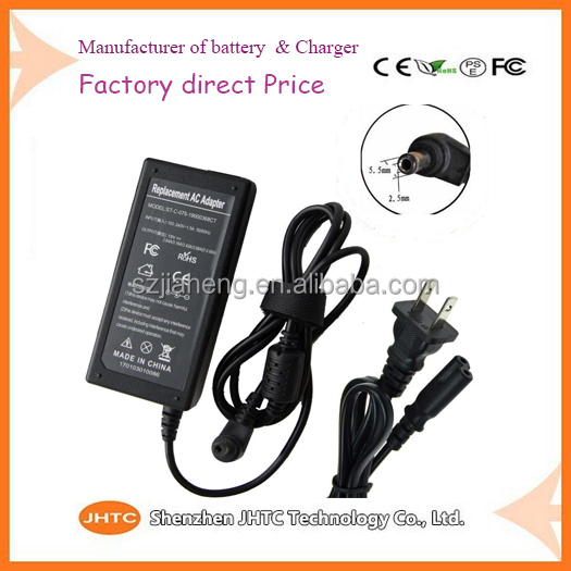 Hotest! AC Adapter Charger for Acer Aspire V5 V3 E1 Series Laptop Power Supply Cord 65W