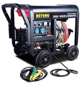 diesel welding machine