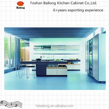 Nouveau Modèle De Luxe Cuisine Cabinet Foshan Pour Intérieur Cuisine Design