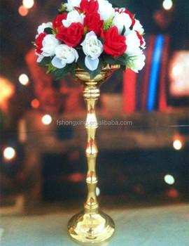 Popular artifical gold color flower metal vase wedding decoration popular artifical gold color flower metal vase wedding decoration wedding centerpiece partyhomevenue decoration junglespirit Images