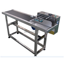 Stack paper feeder coding paging machine