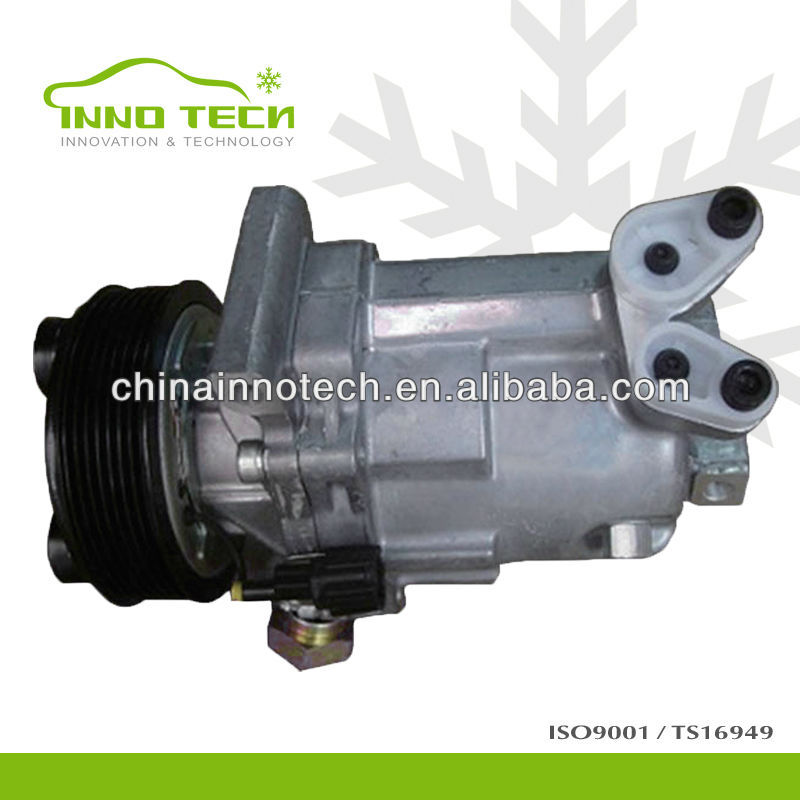 "CR-10 6PK auto ac conditioning compressor for Nissan TiiDA 1.6T/1.8T 92600-CJ60A ""07-09"""