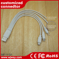 For iPod Shuffle 3G,4G,5G USB Cable