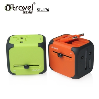 Best Business Gift Universal Travel Adaptor For Ideas Electronic Gifts