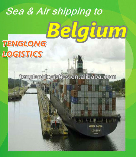 international container shipping to Antwerp/ Brussels of Belgium from shenzhen guangxi jili