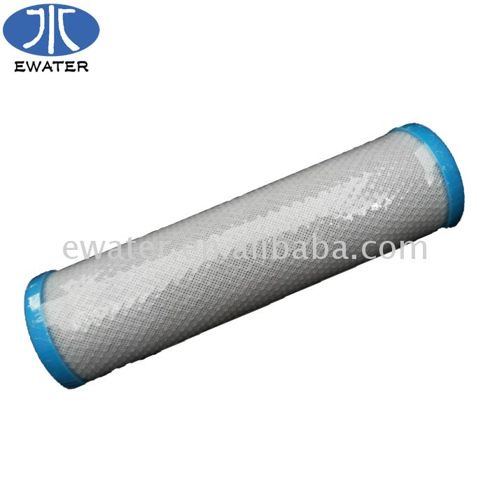 RO Water Treatment 10 Inch Cto Carbon Block Filter Cartridge Activated Carbon Filter