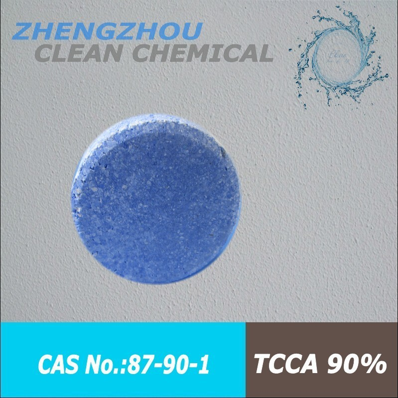 High quality Trichloroisocyanuric acid trichlor granules TCCA 90%