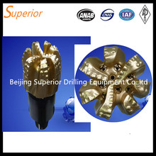 7 Wing Diamond PDC Drill Bits Oil Gas Well Drilling/PDC Bit