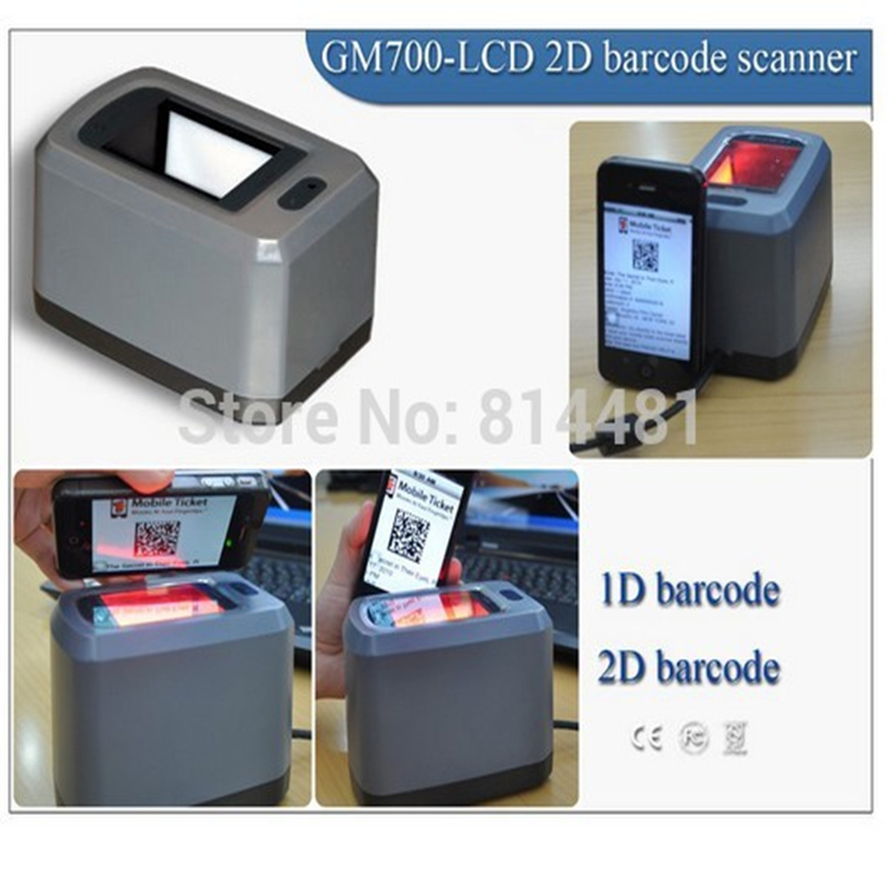 Thesis using barcode reader