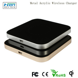 High quality for iphone/ipod portable wireless charger for iphone 6