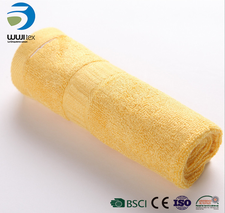 Top Quality Washing Soft good bamboo fiber face towels