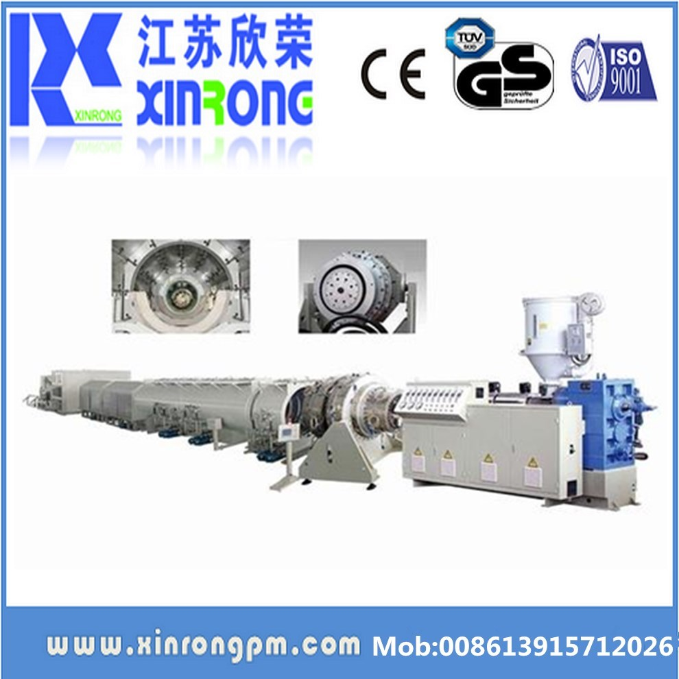 Ppr water pipe manufacturing machine plant/extrusion line