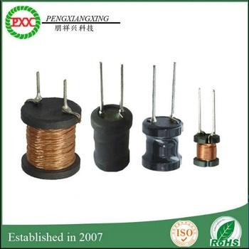 Fabrik Großhandel Ferrit Drum Core Spule Induktivitäten/radial ...