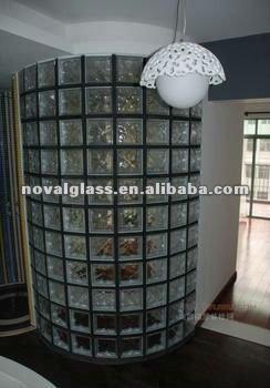 Sala de ba o bloque de vidrio de color cristal de construcci n identificaci n del producto - Bloques de vidrio para bano ...