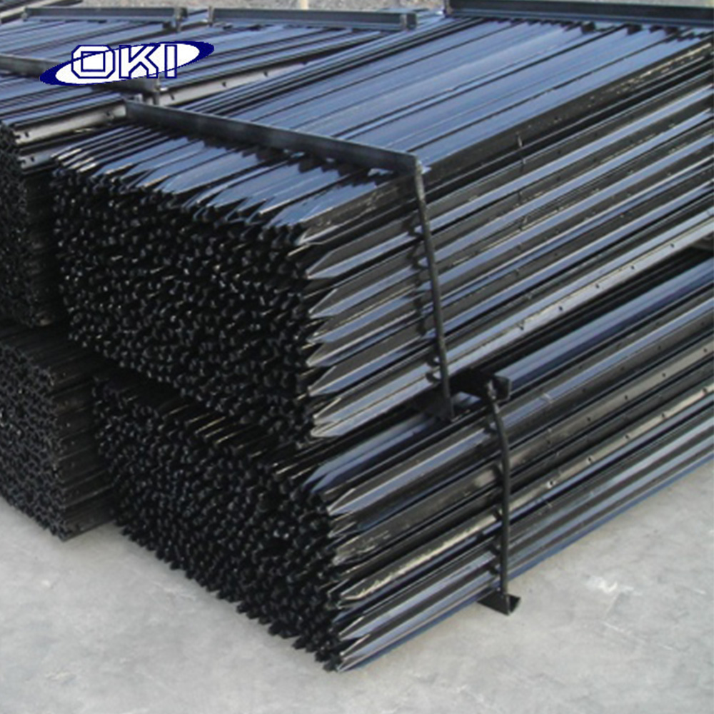China top factory sell high quality star picket Y post
