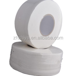 jumbo roll toilet tissue paper 2ply 250m 700grams virgin pulp white color 12 rolls/carton