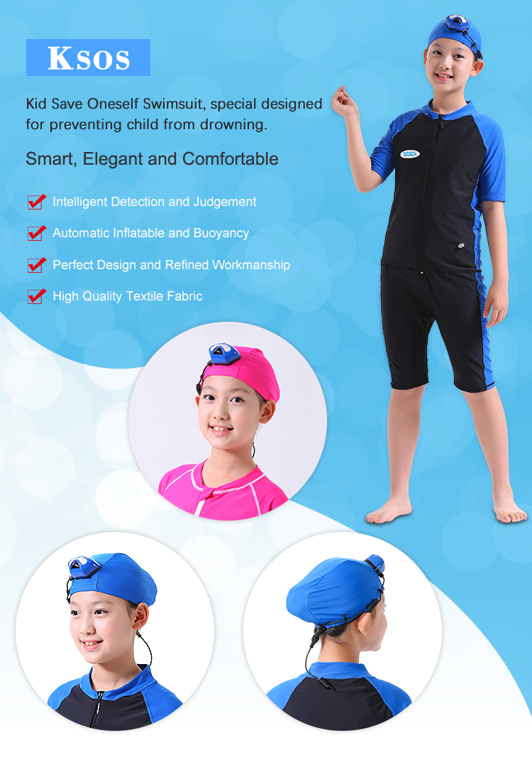KSOS Floatation Device Child Drowning Prevention Factory Swimwear Swimming
