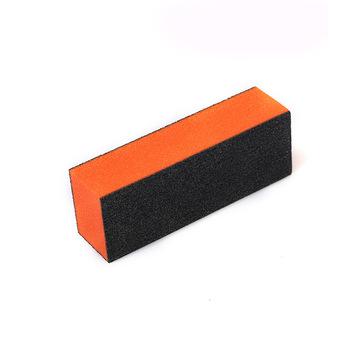Black Nail Buffer With 4 Sides Nail File Block - Buy Black Nail Buffer,4 ...