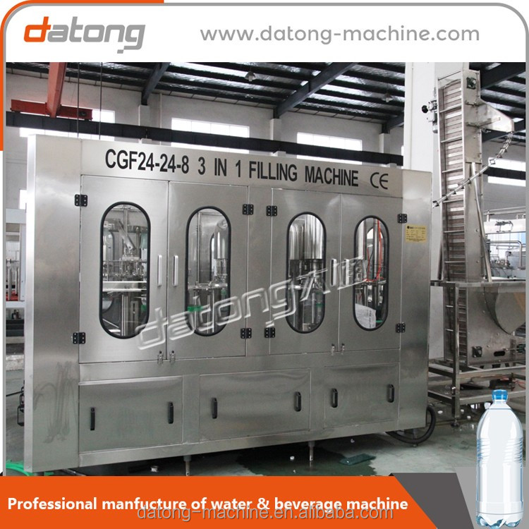 hot sale & high quality Mineral bottle water filling and packing machine for wholesales